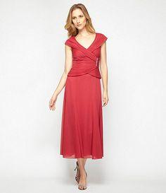 5c9ef5f50b5 Available at Dillards.com  Dillards Tea Length Dresses