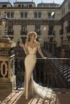 Mis Queridas Fashionistas: Vestidos de novia Tal Kahlon 2015