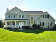New Listing by Pam Moriarty at 182 Tripp Rd in Ellington. $459,900!