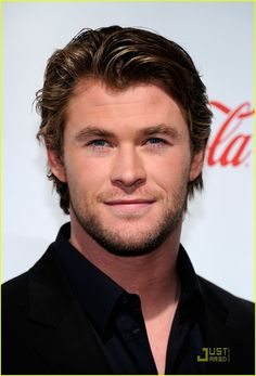 Introducing Chris Hemsworth as Kalturek RavenCroft, Sheriff of Loveland County, Colorado and husband to the blonde bombshell, Stephanie RavenCroft. He is gifted with the power to see black and white auras around people.