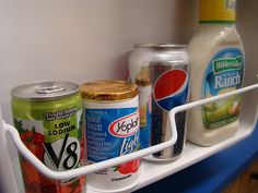 """Stocking Your Mini Fridge"" : Apartment Living This is for Jackie!!! College Bound Girl with a Plan! :)"