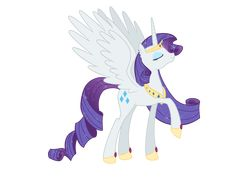 My Little Pony Rarity | My Little Pony Princess Rarity