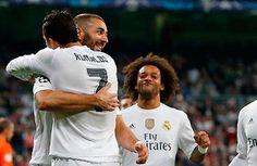Benzema vuelve a los entrenamientos intensos - El delantero francés Karim Benzema trabajó hoy en solitario y de forma intensa con y sin balón en el entrenamiento a puerta cerrada del Real Madrid...
