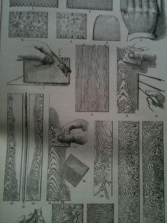 P. Van der Burg-Imitation of Woods and Marbles