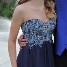 Prom Dress (Fits More Like Size 3)