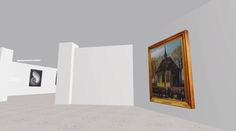 """The Museum of Stolen Art is a virtual space dedicated to artworks """"that cannot be viewed physically anywhere in the world."""""""