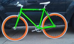 Buglione Bikes...I want this one. www.Buglionebikes.com only 395 for any of 6 color combinations.