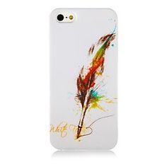 Quill-Pen Padrão Soft Case de silicone para iPhone5/5s      ... – EUR € 2.99