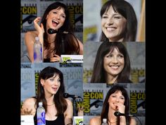 Outlander Caitriona Balfe at SDCC 2017 Source:@escapefromreality2000