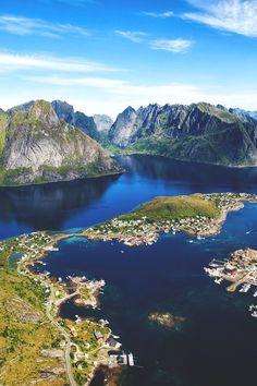 Reine, Norway <3
