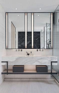 Bathroom decor for your master bathroom remodel. Discover master bathroom organization, bathroom decor tips, bathroom tile tips, bathroom paint colors, and more. Bathroom Spa, Bathroom Toilets, Bathroom Layout, Bathroom Interior Design, Modern Bathroom, Bathroom Ideas, Bathroom Organization, Minimal Bathroom, Bath Ideas