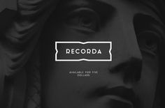 Check out RECORDA Typeface by girtsulmanis on Creative Market