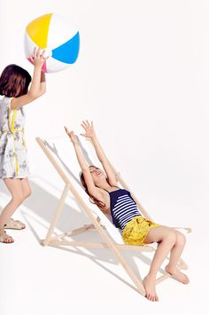 Campagne Zara Kids - Printemps/Été 2015