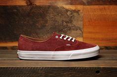 """Vans Authentic Decon CA """"Buck"""" #vans #sneakers"""