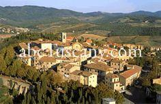 Radda in Chianti, Tuscany