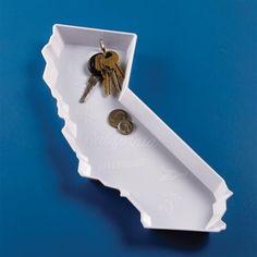 california tray