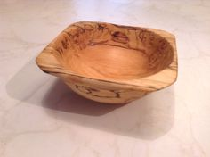 Spalted Sweet Gum bowl @ Ansbach Artisans