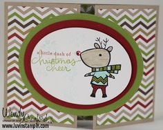 November Stamp Kit of the Month, Christmas Cards, Christmas favors, Color Me Christmas Stamp set, http://www.luvinstampin.com/2013/11/november-stamp-kit-of-month.html