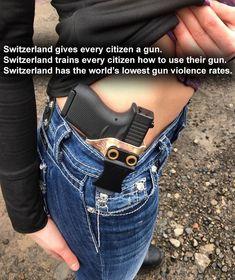 Switzerland & guns