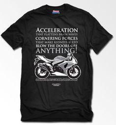 Sport Bike T-shirts #Motorcycle #Tee #Shirt #Sportsbike $19.99