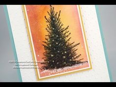 OTF: Cartes de Noël avec les Stickeroos de Penny Black Christmas Cards - YouTube
