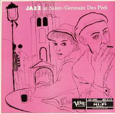 Don Byas Jazz at Saint-Germain Des Pres