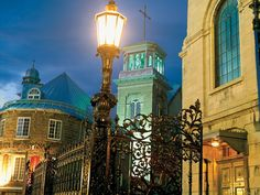 Notre Dame Cathedral in Old Quebec City Quebec Montreal, Old Quebec, Quebec City, Cool Countries, Countries Of The World, Chute Montmorency, Chateau Frontenac, Le Petit Champlain, Quebec