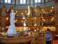 Library of Parliament, Ottawa, oN Canada