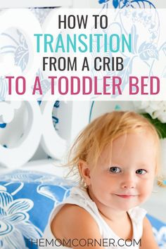 Transitioning to a Toddler Bed Made Easy. Tips for transitioning to a toddler bed, including how to know when your toddler is ready to ditch the crib. Make the transition easy, and learn how to keep your toddler in their bed after the lights go out. Parenting Humor, Parenting Advice, Kids And Parenting, Toddler Gifts, Toddler Bed, Terrible Twos, Toddler Development, Baby Care Tips, Stay In Bed