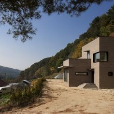 studio_GAON | House in Sang-an: Playground of a delightful couple