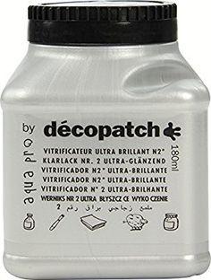 DecoPatch Profi-Lack Aquapro glänzend 180 ml