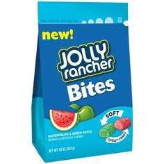 Jolly Rancher Bites Soft Candy, 10 oz