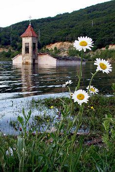 Mavrovo Lake Mavrovo and Rostusa   Macedonia