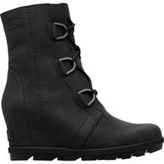 1be5d7d901d Sorel - Joan Of Arctic Wedge II Boot - Women s - Black Joan Of Arctic Wedge