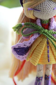muñeca #amigurumi