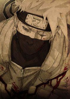 Kakashi:Chigiri by Abz-J-Harding