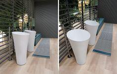 TUBA FREESTANDING SINK BY ANTONIO LUPI   Ambient Bathrooms
