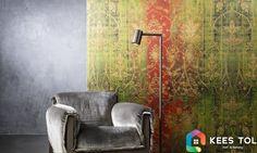 #retro #colour #walldesign
