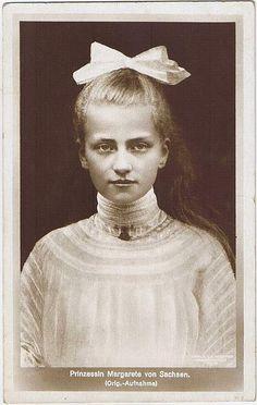 Margarete of Saxony