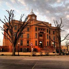 Courthouse - Anson, Tx