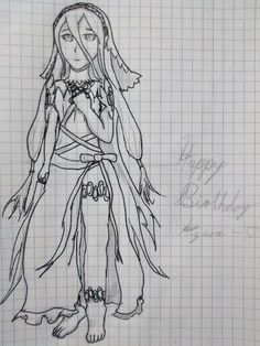 Happy birthday Azura!