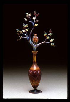Suellen Fowler flamework glass