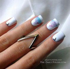 The Daily Polish: Tumblr Nail Art