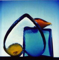 André Kertész, Polaroid SX-70 photograph, August 29, 1982