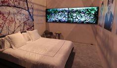 Así será el hotel del futuro: Imagen del 'showroom' de Fitur 2016 dedicado al turismo del futuro.