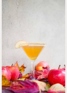 Caramel Apple Martini   The Perfect Fall Wedding Cocktail