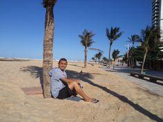 Praia de Iracema, Fortaleza- Ce Brasil