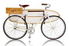 Retro and Cool Bike: The Almond X Linus Summer Edition bike