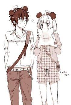 Rin et Shiemi