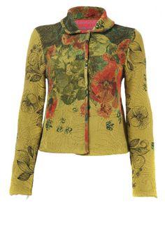 Collar Jacket - Jacket | Ivko Woman